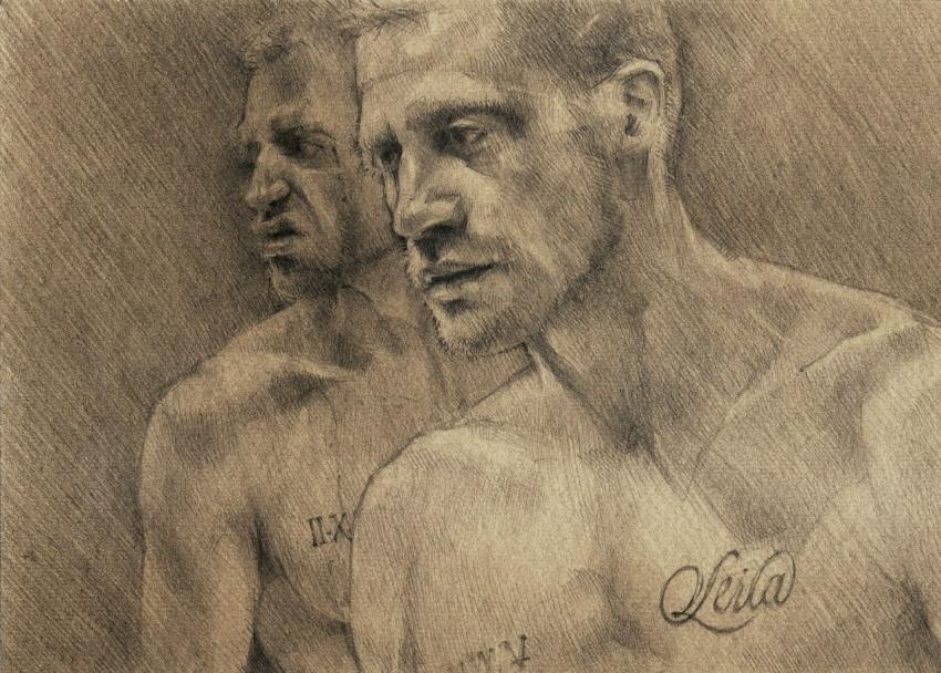 Jake Gyllenhaal by Vasiliy